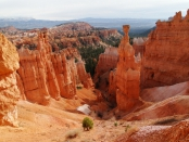 Thors Hammer Bryce Canyon National Park Utah