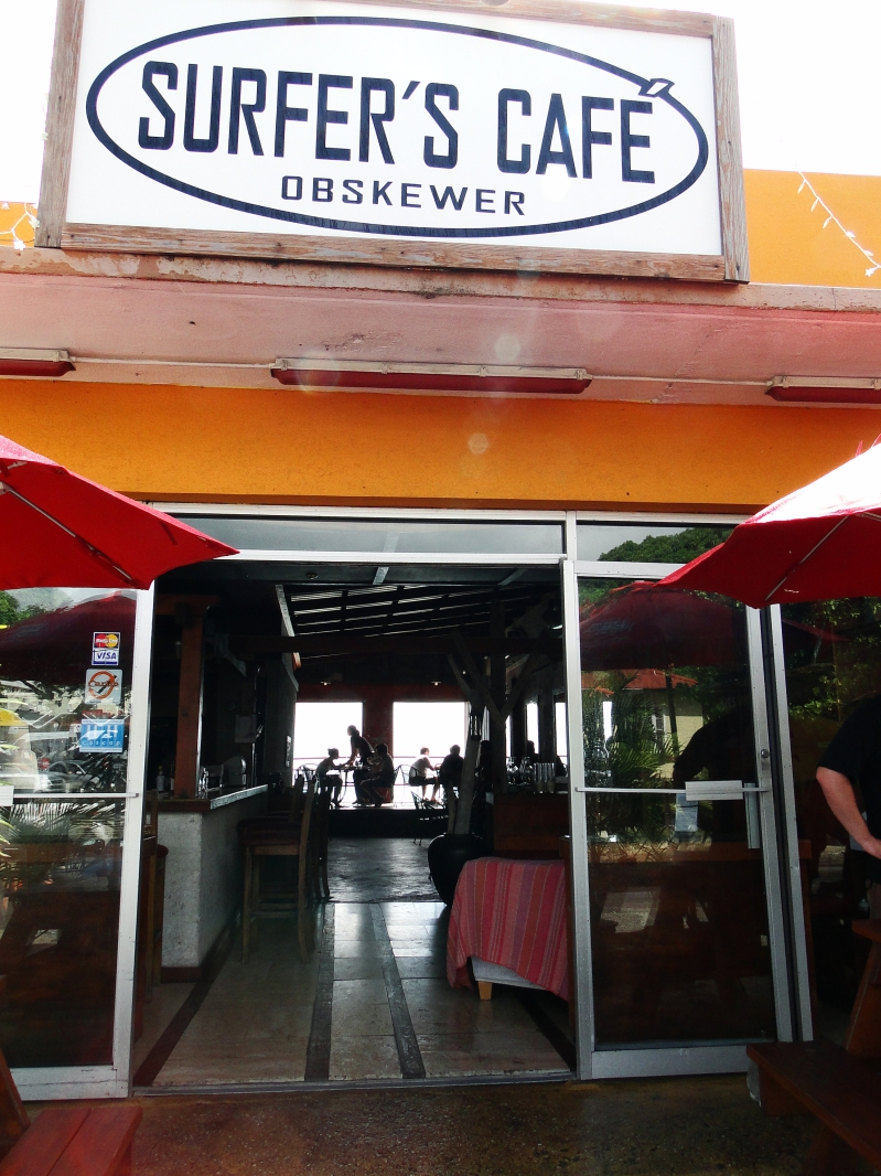 Surfers Cafe Barbados