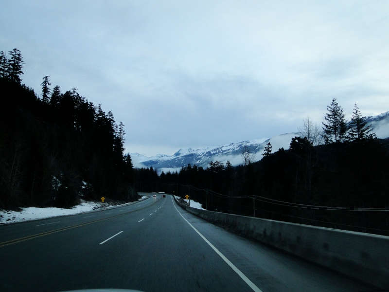 sea to Sky Highway BC
