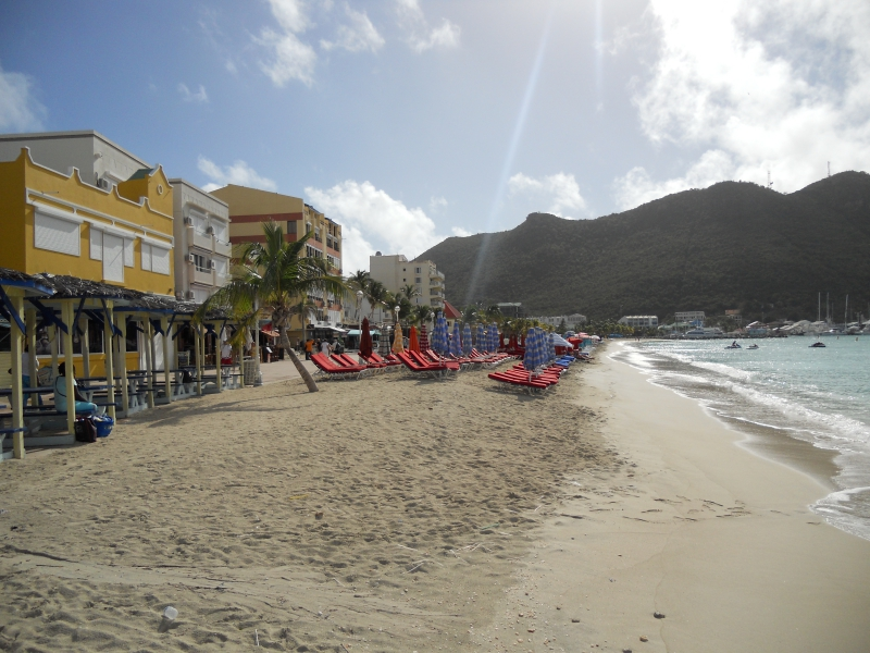 The Dutch Side of St Maarten