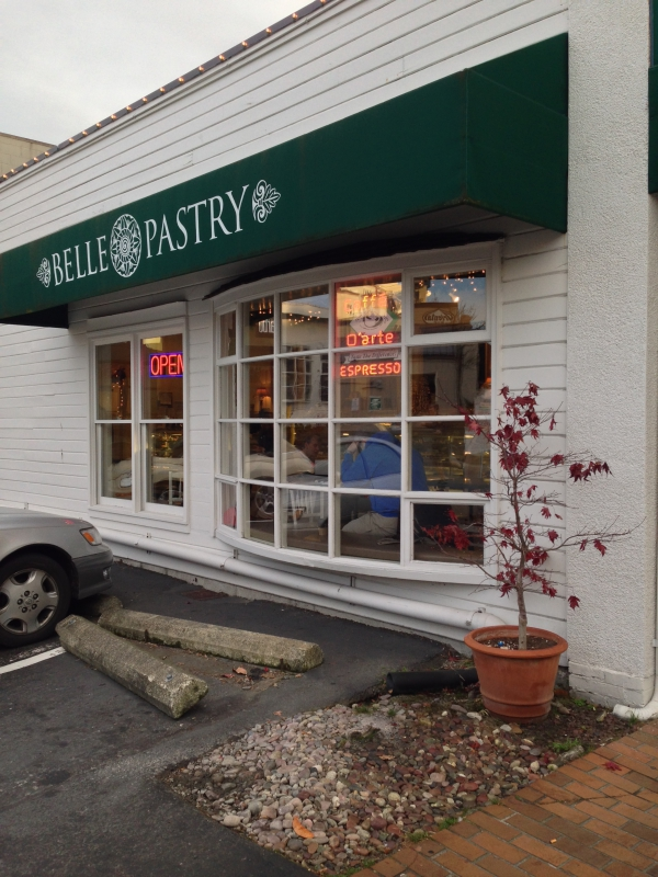 Belle Pastry Bellevue Washington