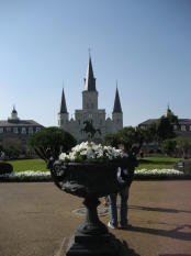 Jackson Square New Orleans Louisiana